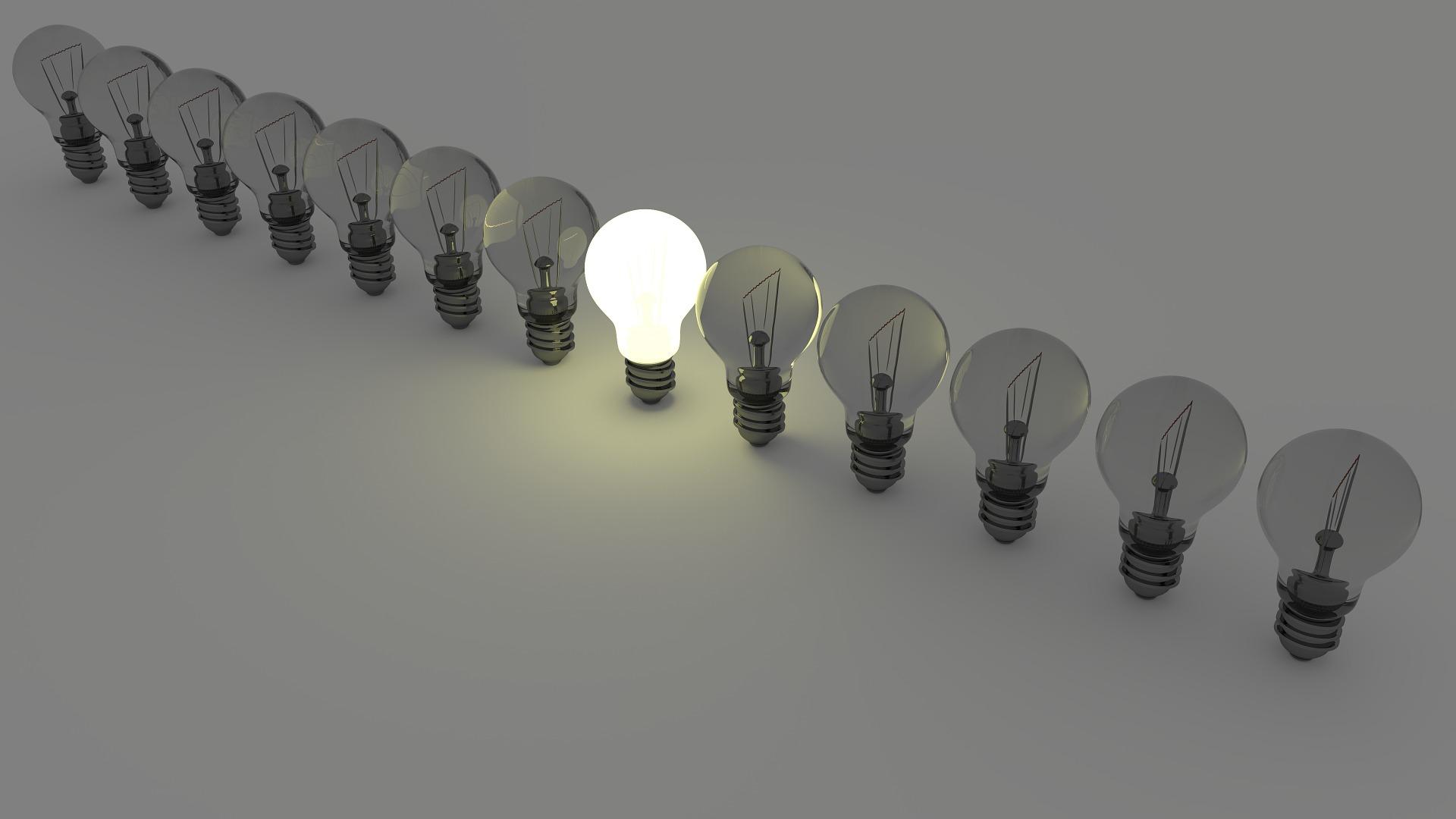 Glühbirnen (c) Pixabay